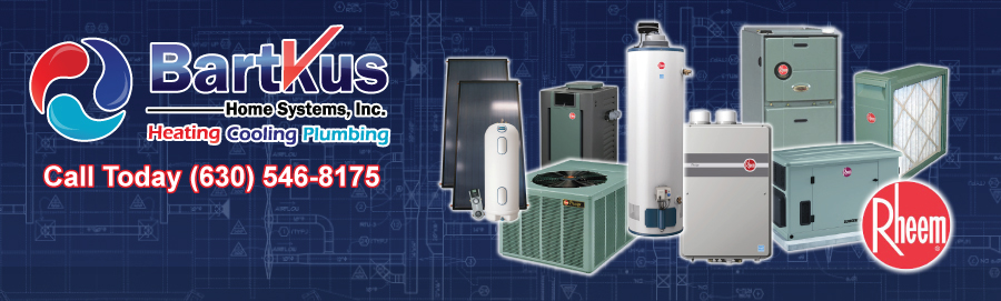 Bartkus Heating - Header - Home - Heating, Cooling, Plumbing